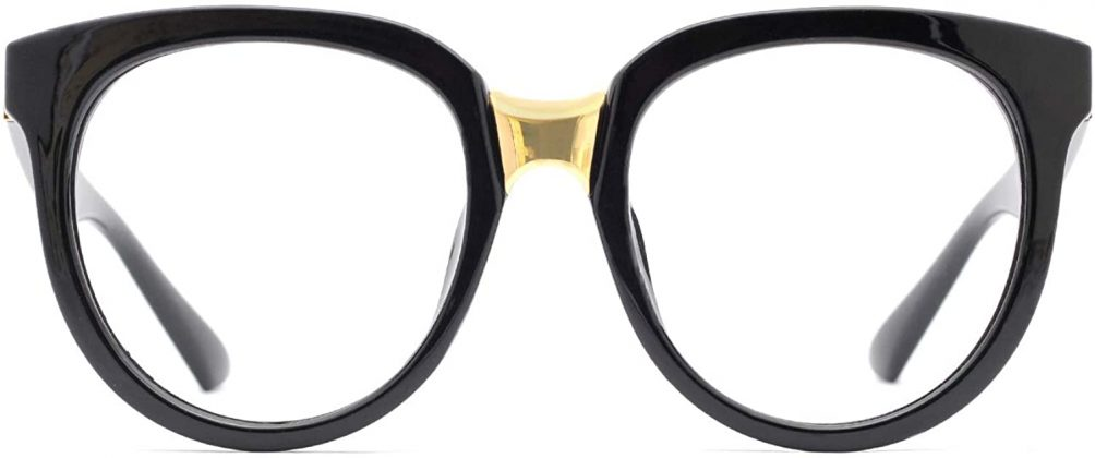 Black and gold reader glasses best deal
