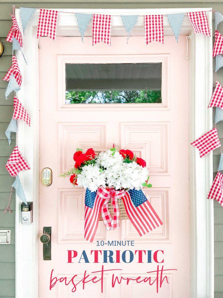 Patriotic porch ideas