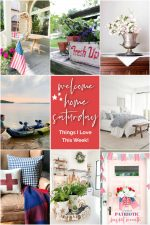 Welcome Home Saturday – June!