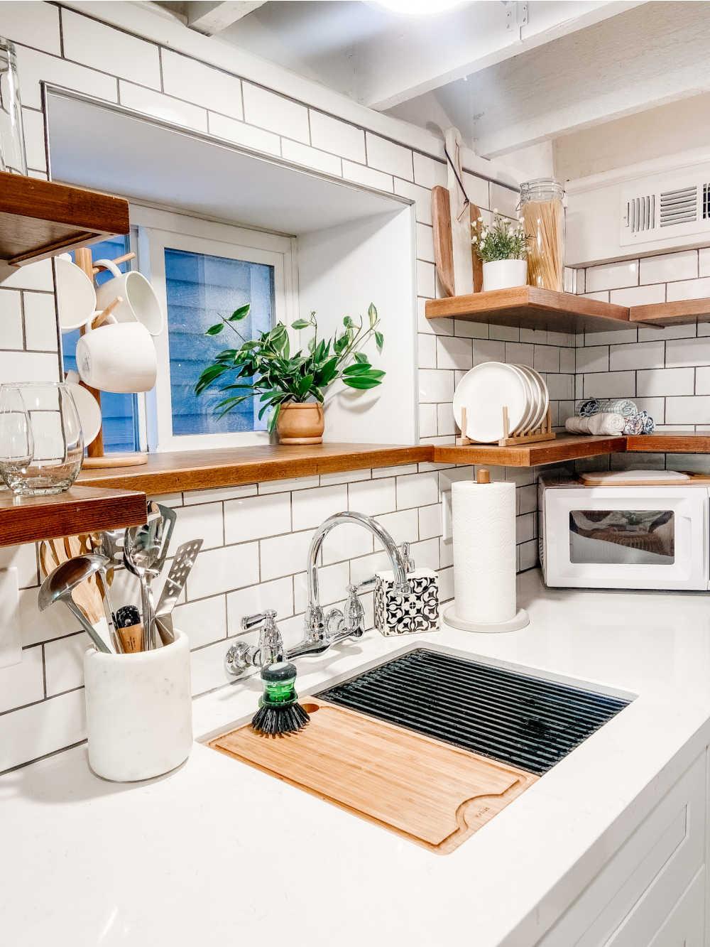 airbnb kitchen remodel