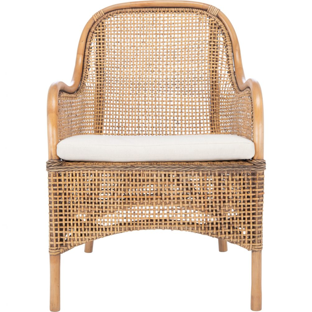 Charlie Rattan Accent Chair
