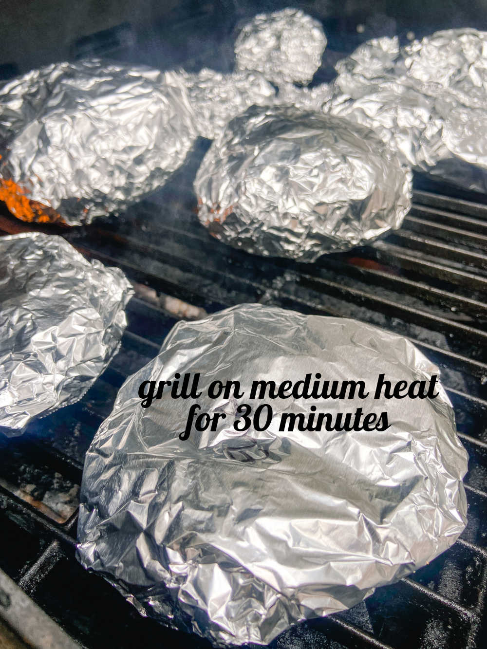 Vegetable Grill Packets and Topping Bar. Next time you have people over, create the best vegetable packets on the grill and a topping bar so everyone can customize their packets.