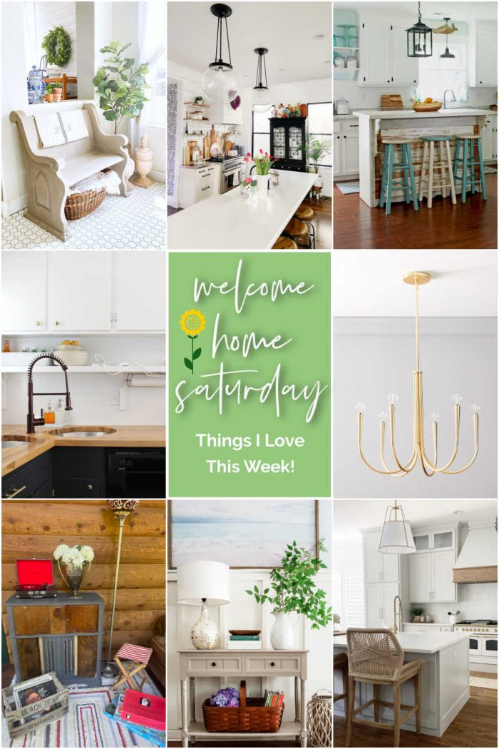 Welcome Home Saturday with Sand Dollar Lane