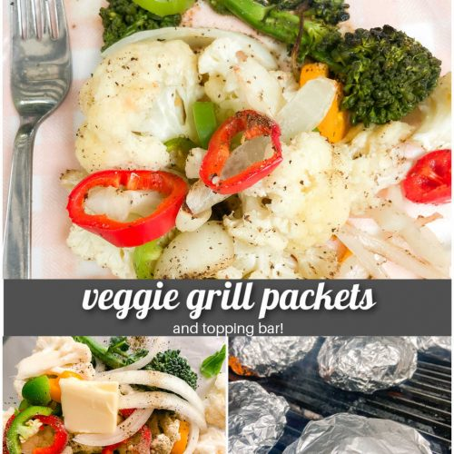 Veggie Grill Packets