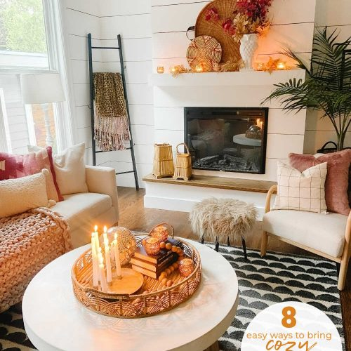 8 Early Fall Decorating Ideas