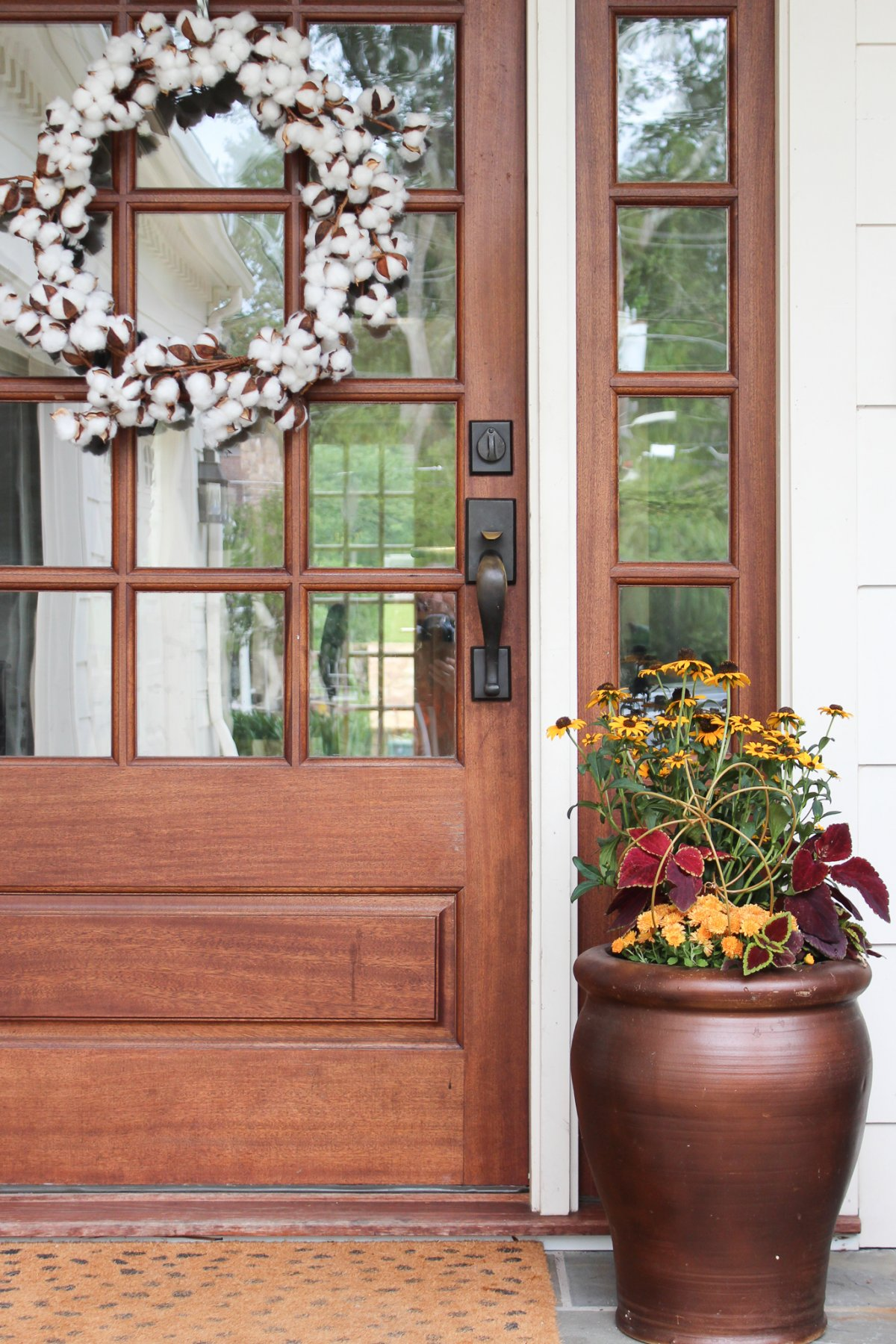 Early Fall Porch by Southern State of Mind