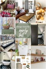Welcome Home Saturday – Things I Love For Early Fall!