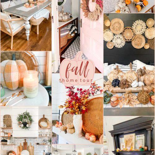 Boho Cottage Fall Home Tour